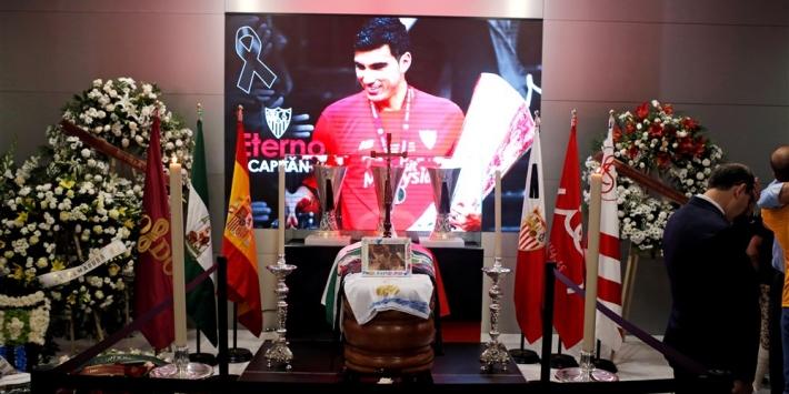 Sevilla wil EL-finale in Reyes' naam naar Andalusië halen