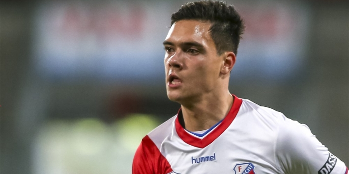 Telstar haalt vleugelspeler Pattynama weg bij FC Utrecht