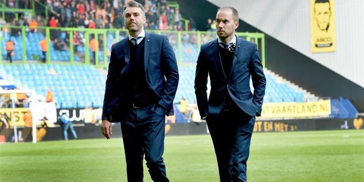 Officieel: Fortuna Sittard stelt Ultee aan als de nieuwe hoofdcoach