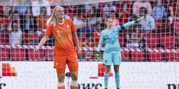 INTERVIEW   De weer fitte Van der Gragt hoopt op EK-scenario