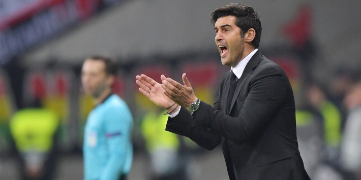 """Fonseca: """"Dit is onze belangrijkste wedstrijd tot nu toe"""""""