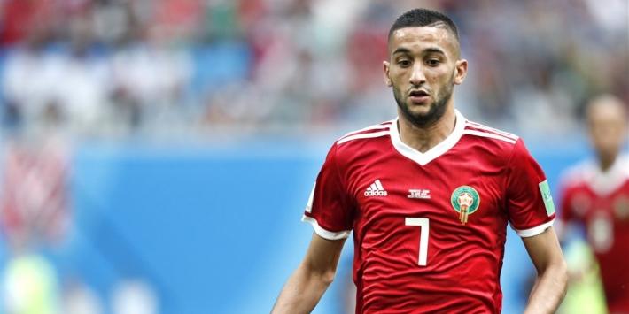 Marokko maakt slechte beurt in aanloop naar Afrika Cup