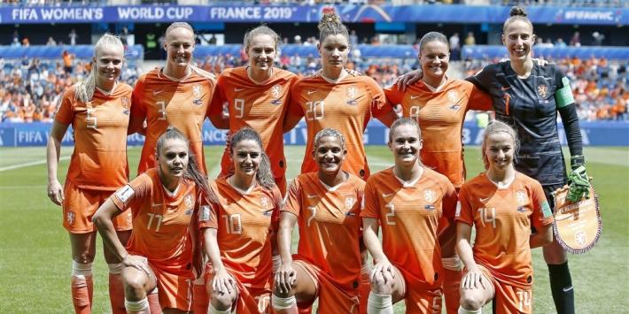 1,6 miljoen tv-kijkers zien Leeuwinnen winnen van Nieuw-Zeeland