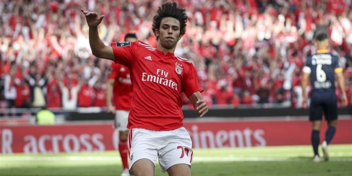 Atlético verbreekt record: 126 miljoen euro voor Felix