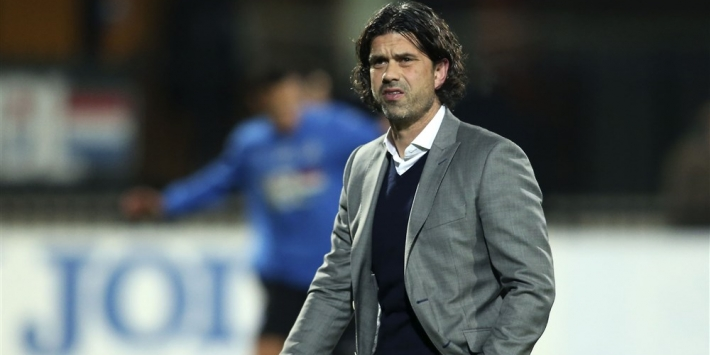 """Roda's interim Verberne: """"Ontslag De Jong flinke teleurstelling"""""""