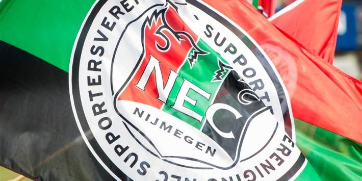 Drie NEC-trainers tevreden met de onderlinge samenwerking