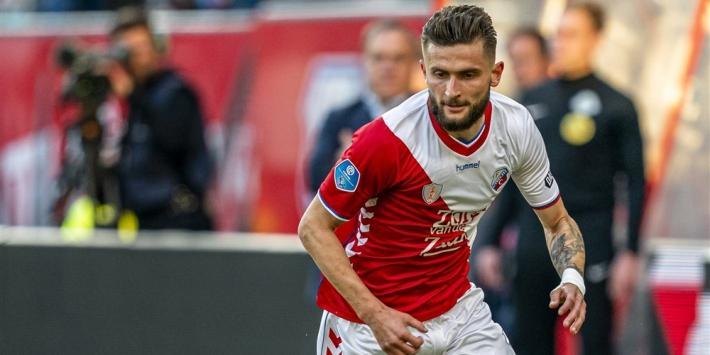 FC Utrecht verkoopt Gavory na één seizoen aan Luik