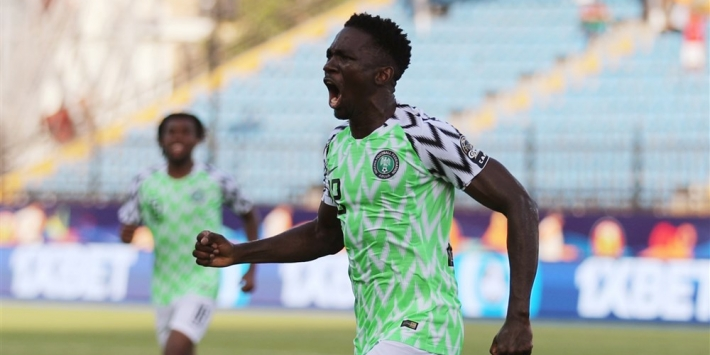 Voormalig ADO-verdediger Omeruo kopt Nigeria ronde verder
