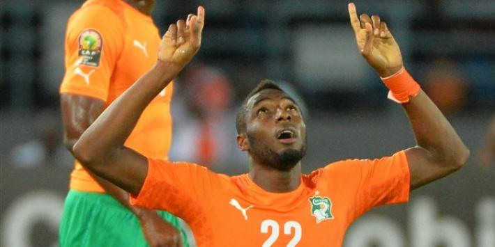 """Kanon toont zich tijdens Afrika Cup: """"Toe aan nieuwe uitdaging"""""""