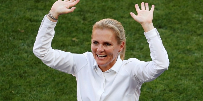 Wiegman genomineerd voor beste vrouwencoach