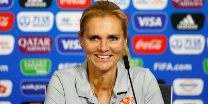 """Wiegman verheugt zich op Olympische Spelen: """"Cirkel rondmaken"""""""