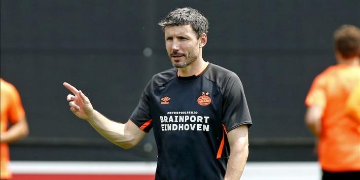 PSV begint oefenreeks met gelijkspel tegen FC Sion