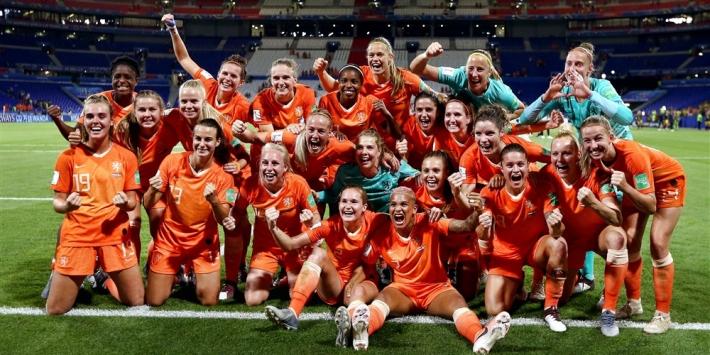 Oranje Leeuwinnen bereiken hoogste plaats ooit op FIFA-ranking