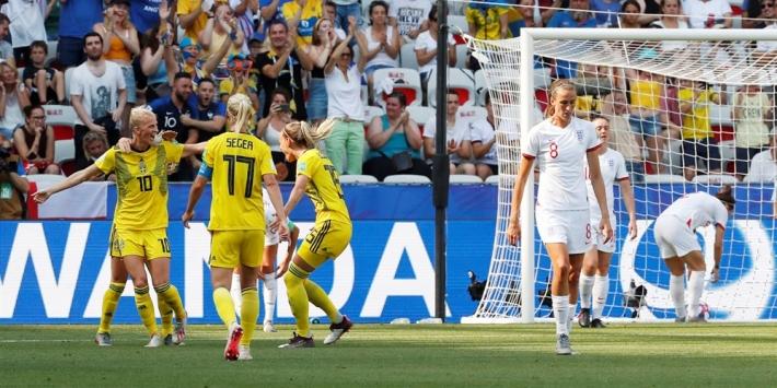 Zweden wint ten koste van Engeland troostfinale WK