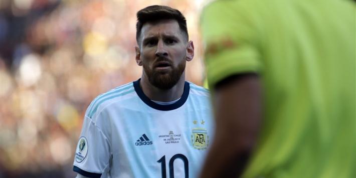 """""""Ik moest Messi tegenhouden, anderen haalden ons uit elkaar"""""""