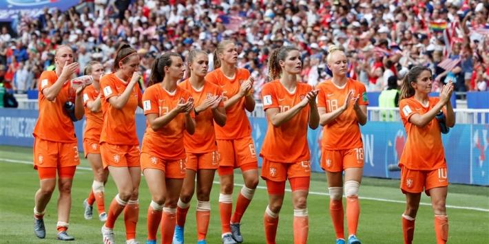 Krantenoverzicht: 'WK is een tussenstop voor trotse Leeuwinnen'