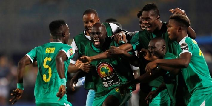 Senegal verslaat Benin en is eerste halvefinalist Afrika Cup
