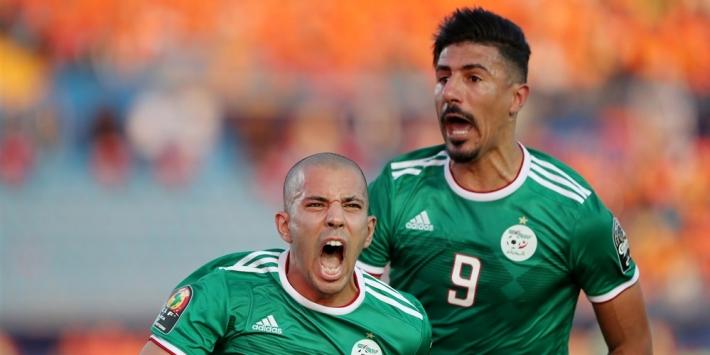 Algerije elimineert Ivoorkust mede dankzij misser Bony