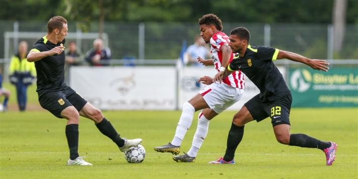 Malen helpt PSV aan zege, Bruma maakt officieus debuut