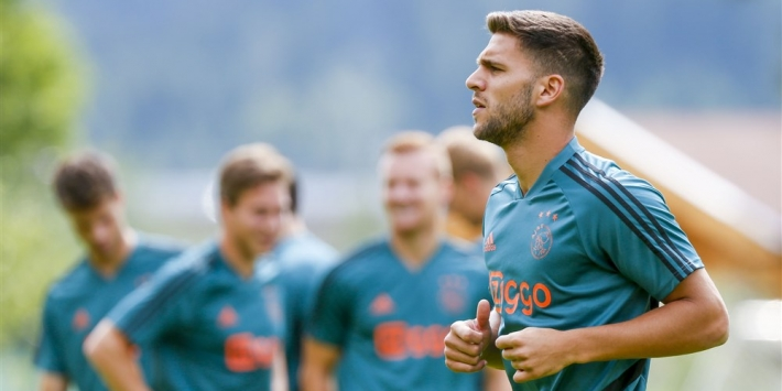 """Magallán heeft geen spijt van stap naar Ajax: """"Veel geleerd"""""""