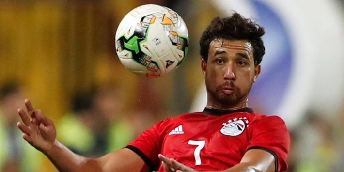 Egyptenaar Trézéguet nieuwe teamgenoot El Ghazi bij Aston Villa