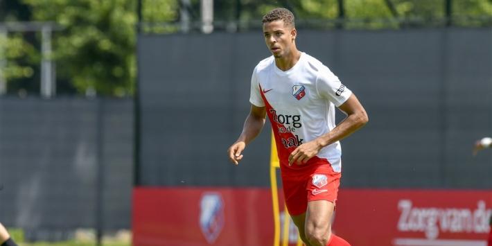 FC Utrecht start EL-avontuur met drie nieuwelingen
