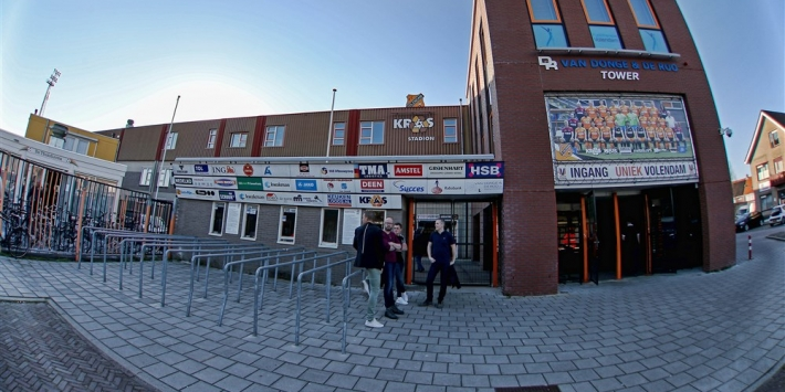 FC Volendam werkt 'heel spontaan' samen met Club Brugge