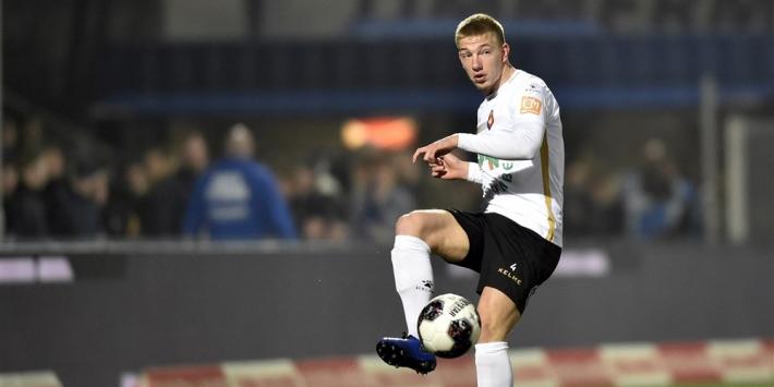 De Graafschap haalt verdediger Van Heertum (21) binnen