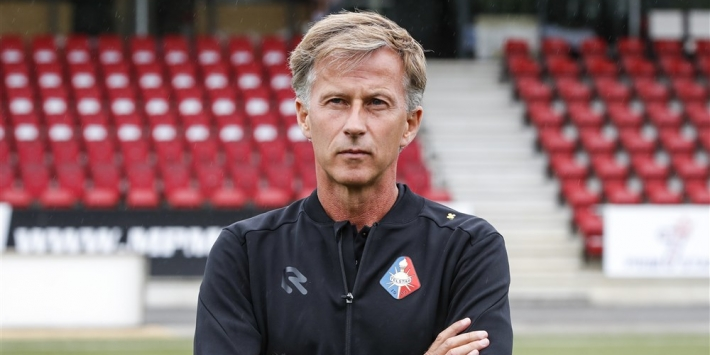 Telstar plaatst extra tribune voor bekerwedstrijd tegen Ajax