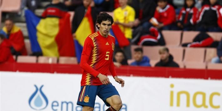 Real Madrid brengt talentvolle Vallejo tijdelijk onder bij Wolves
