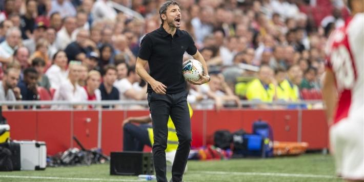 Van Bommel rekent tegen Basel niet op Lammers