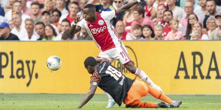 Promes hoopt van harte dat Ziyech bij Ajax blijft