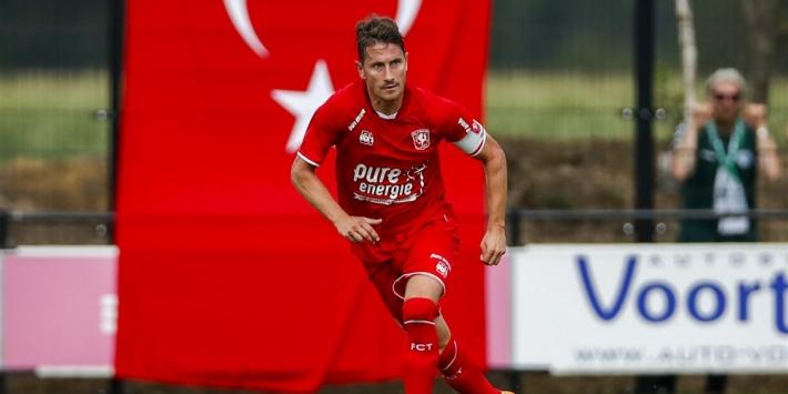 FC Den Bosch probeerde Verhaegh te verleiden tot terugkeer