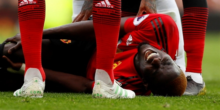 Manchester United moet Bailly vier à vijf maanden missen