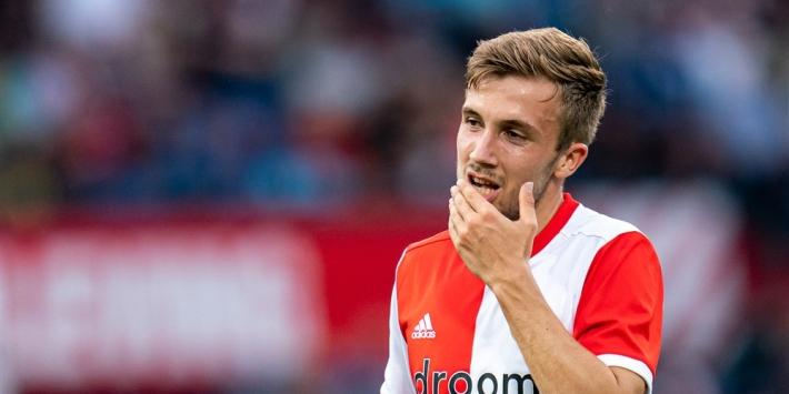 'Feyenoord wacht op 'ja' PEC Zwolle voor verhuur Vente'