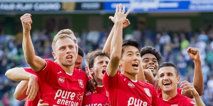 FC Twente geeft Nakamura toestemming om naar Japan te gaan