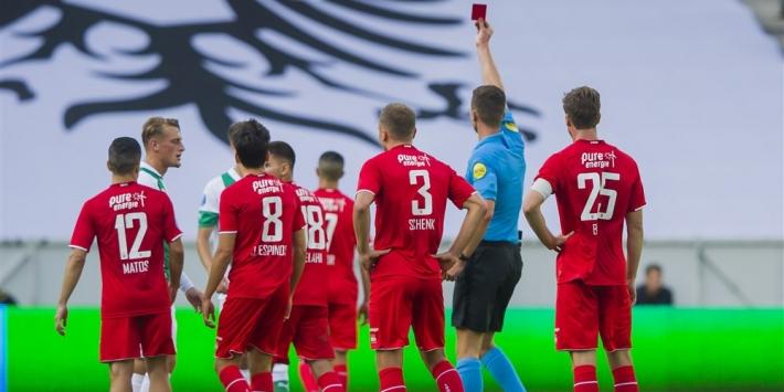 """Bax geeft twee keer rood aan Groningen: """"Sta hier volledig achter"""""""