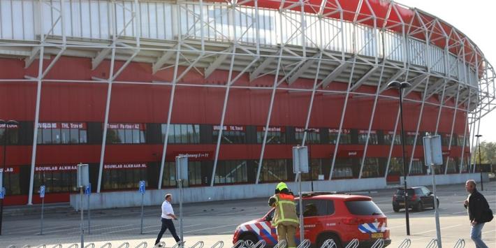 AZ hoopt Ajax in december te kunnen ontvangen in eigen stadion
