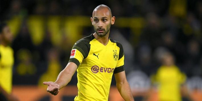 Dortmund laat verdediger Toprak naar Werder Bremen vertrekken