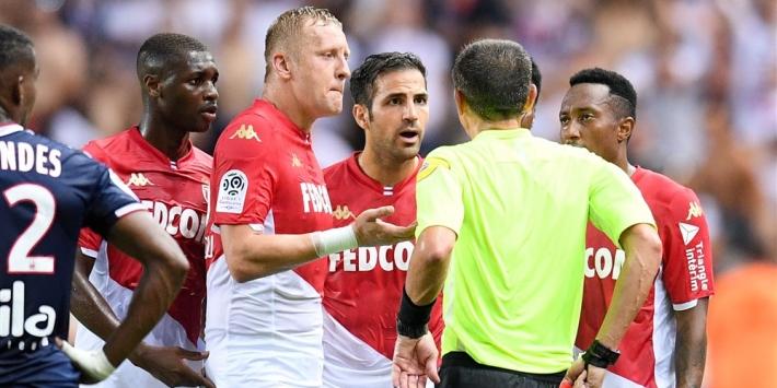 Fàbregas vindt schorsing onbegrijpelijk en wijst naar de VAR
