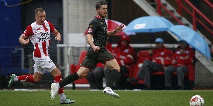 Wuytens vertrekt bij Sparta en heeft bijna nieuwe club