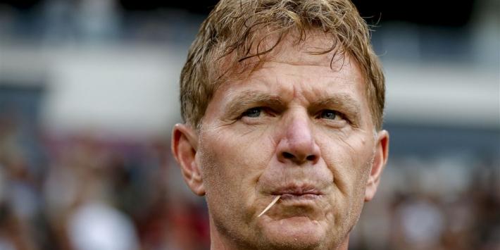 """Groenendijk teleurgesteld in resultaat: """"Onnodige nederlaag"""""""