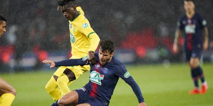 Feyenoord huurt Ie voor één seizoen van Trabzonspor