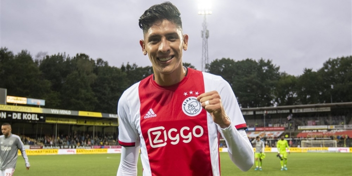"""Álvarez droomt van Manchester City: """"Het is echt een mooie club"""""""