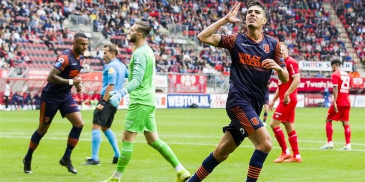 """Tahiri blij met lijfsbehoud RKC: """"Ik ben verliefd op de Eredivisie"""""""