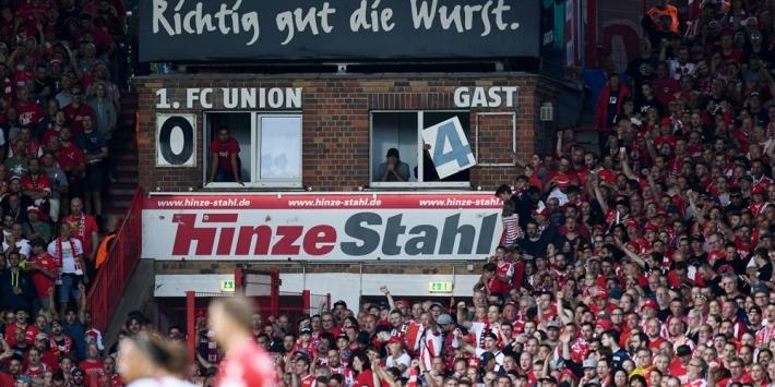 Vooruitstrevend Union wil in oktober in vol stadion spelen