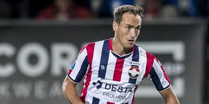 """Heerkens geniet: """"Zijn mooie tijden om voor Willem II te spelen"""""""