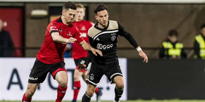 Almere City geeft 'missing link' Meijers contract na proefperiode