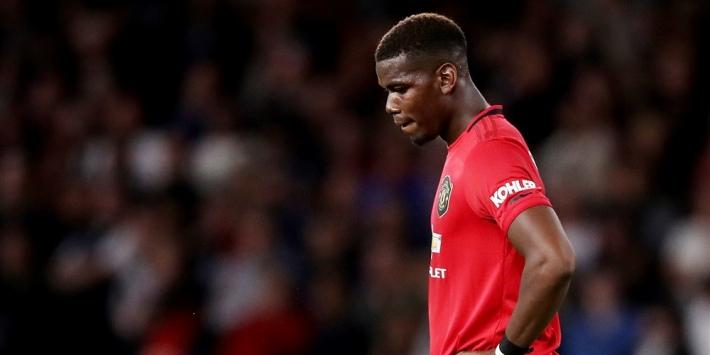 'United mist geblesseerd duo Pogba en De Gea tegen Liverpool'