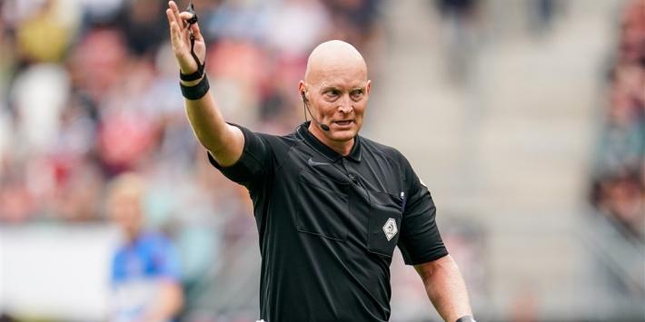 Ajax onder leiding van Mulder, Kuipers leidt Feyenoord